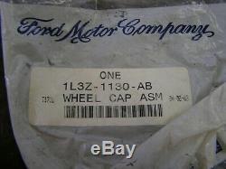 NOS 1999 2004 Ford SVT Lightning Truck Wheel Center Caps C 2000 2001 2002 2003