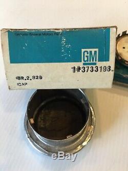 NOS Mint 1957 1958 1959 Horn Cap And Inner Horn Contact Plate Chevy Truck 2 Part