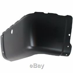 New Painted To Match LH RH Rear Bumper End Caps For 2007-2014 Chevy GMC Truck
