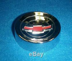 Nos 60 61 62 63 64 65 66 Chevy Truck C10 Chrome Horn Button Cap 764122 Pick Up