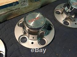 Nos 73-87 Gmc Truck Sierra Classic Center Caps C1500 Gm 469666