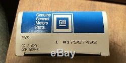 Nos Gm 81-87 Gmc Truck Horn Button Cap C K 1 2 3 Jimmy Suburban 17987492 K5