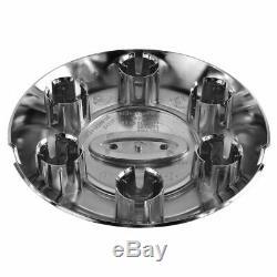 OEM 5L3Z-1130-S Wheel Hub Center Cap Cover & Logo Chrome for 04-08 Ford F150 New