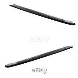OEM Upper 6.5 Foot Bed Side Rail Molding Cap Pair Set of 2 for F150 Mark LT