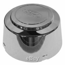 OEM Wheel Center Hub Cap Rear Chrome for Ford F250 F350 E350 E450 Brand New