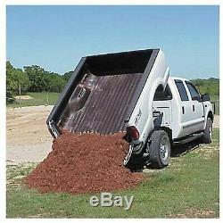 Pickup Truck Dump Hoist Kit 4Klb Cap Ford F250/350 Superduty Long Bed 1999-13