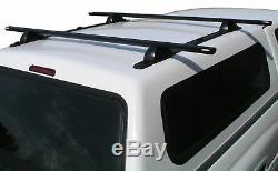 ProRac 72 Work/Utility Van Roof Truck Cap Rack 300 lbs