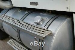 STOP FUEL CAP LEAKS on Kenworth Trucks Leak Defender Collar + Fuel Cap