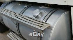 STOP FUEL CAP LEAKS on Peterbilt Trucks Leak Defender Collar + Fuel Cap