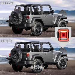 Taillight For Jeep Wrangler JL JLU 20182020 Turn Signal Running for Truck Light