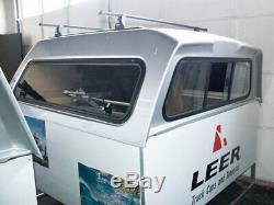 Truck Cap- Leer 180 6.5 with slide window