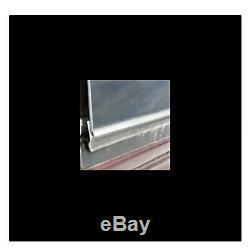 Truck cap / Topper LEER 100XQ 65 All glass rear door bottom seal # 103870
