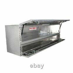 Westin 80-TB400-72 Truck Tool Box High Cap 72 Inch Stake Bed Contractor TopSider